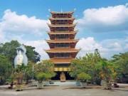 Du lịch - Tháng Giêng, đến thăm 4 ngôi chùa nổi tiếng ở Sài Gòn