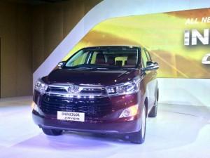 Toyota Innova Crysta  ăn điểm  an toàn ở Đông Nam Á