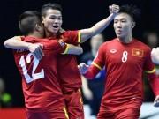 """Bóng đá - ĐT futsal Việt Nam – Iran: Mơ tạo thêm cơn """"địa chấn"""""""