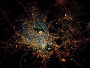 Thế giới - TP. Hồ Chí Minh trong bộ ảnh tuyệt đẹp chụp từ vũ trụ