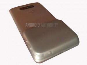 LG G5 có mô-đun Magic Slot lớn mặt sau