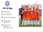 """Bóng đá - (Infographic) V-League 2016: SHB.Đà Nẵng """"chậm mà chắc"""""""