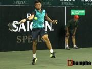 Thể thao - Men's Futures F1 Trung Quốc: Lý Hoàng Nam gia nhập tốp 880 ATP