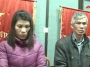 Video An ninh - Cha rủ con lập hội buôn vũ khí xuyên quốc gia