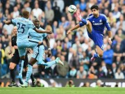Bóng đá Ngoại hạng Anh - Trước vòng 5 FA Cup: Chelsea, Man City loại bỏ nhau