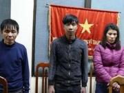 An ninh Xã hội - Bắt nhóm đối tượng người Việt mua bán vũ khí ở TQ