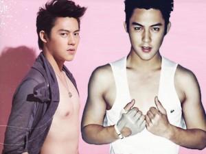 """10 nam thần Thái Lan """"hot"""" nhất trên mạng xã hội"""