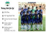 """Bóng đá - (Infographic) V-League 2016: HAGL """"nhớ"""" Công Phượng"""