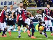 Bóng đá - Bologna - Juventus: Chiến tích đáng tự hào