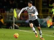Bóng đá - SỐC: Cầu thủ Juventus bị tấn công bằng bom... giấy