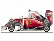 Thể thao - Ferrari: Sắc trắng sẽ trở lại năm 2016