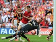 """Bóng đá - Arsenal – Hull City: Bước đệm cho """"Tourmalet"""""""