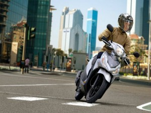 Ô tô - Xe máy - Suzuki Address 110 có gì cạnh tranh với Honda Vision?