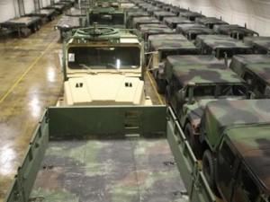 Thế giới - Mỹ điều xe tăng tới Na Uy đề phòng căng thẳng với Nga