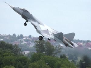 Thế giới - Chiến đấu cơ T-50 của Nga lập kỷ lục về tốc độ