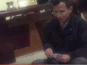 Tin tức trong ngày - Xác nhận vụ trưởng công an phường đánh bạc nơi làm việc