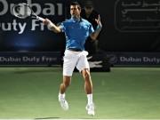 Thể thao - Tin thể thao HOT 20/2: Djokovic dễ thở ở giải Dubai