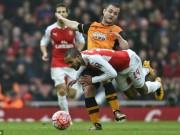 Bóng đá - Arsenal - Hull City: Vật cản không lường trước