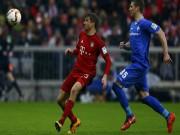 Bóng đá - Bayern - Darmstadt: Niềm vui ngắn chẳng tày gang