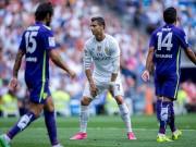 Bóng đá - Malaga – Real Madrid: Chỉ còn lại Ronaldo