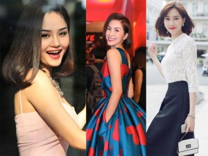 """Thời trang - Mốt tóc ngắn """"hạ gục"""" mọi mỹ nhân làng giải trí Việt"""