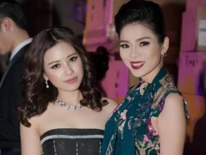 Ca nhạc - MTV - Dương Hoàng Yến khoe sắc bên đàn chị Lệ Quyên