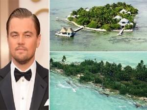 Đời sống Showbiz - Sao Hollywood chi tiền tỷ mua đảo đẹp như thiên đường