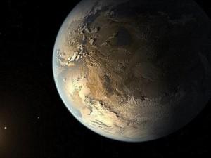 """Thế giới - 700 triệu nghìn tỉ hành tinh không """"cái"""" nào như Trái đất"""