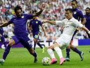 """Bóng đá - Chi tiết Malaga - Real: """"Hít khói"""" Barca (KT)"""