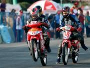 Thể thao - Giải đua xe motor VĐQG: Kịch tính đến nghẹt thở