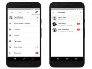 Công nghệ thông tin - Đăng nhập nhiều tài khoản cùng lúc với Facebook Messenger