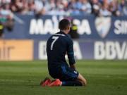 "Bóng đá - Malaga - Real Madrid: ""Cánh én"" Ronaldo"