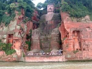 Phi thường - kỳ quặc - Chiêm ngưỡng pho tượng phật lớn nhất thế giới