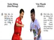 """Tin bên lề bóng đá - Ấn tượng vòng 1 V-League: Người hùng và """"tội đồ"""" (Infographic)"""