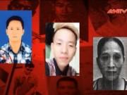 Video An ninh - Lệnh truy nã tội phạm ngày 22.2.2016