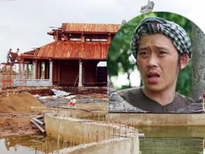 Phim - Nhà thờ Tổ của Hoài Linh bị phá sập?