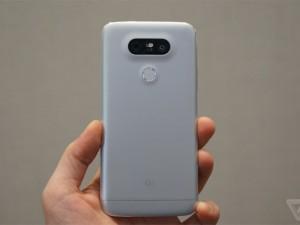 Ngắm chi tiết LG G5 vừa mới ra mắt
