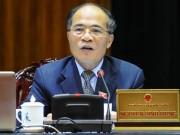 """Tin tức Việt Nam - Chủ tịch Quốc hội: """"Thủ tục hành chính của ta cay độc lắm"""""""