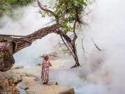 Du lịch - Dòng sông nước nóng huyền bí giữa lòng Amazon