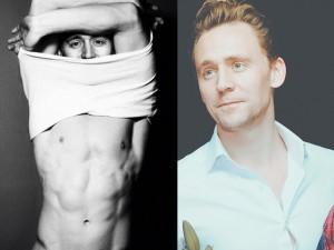 """Làm đẹp - Bí quyết phía sau thân hình 6 múi của """"ác thần Loki"""""""