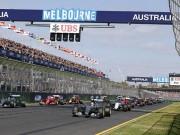 Thể thao - Lịch thi đấu F1: Australian GP 2016