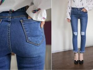 Thời trang bốn mùa - Quần jeans – đừng bao giờ bỏ đi dù có cũ!