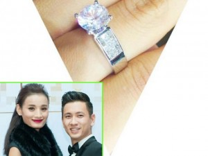 """""""Cuộc đua"""" nhẫn kim cương bạc tỷ của các sao Việt"""