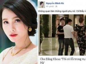 """Mỹ nhân Việt """"chia 2 phe"""" trước scandal của Hà Hồ"""