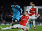 Video bàn thắng - Chi tiết Arsenal – Barca: Người hùng Messi (KT)