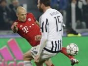 Cup C1 - Champions League - Juventus - Bayern: Nghẹt thở tới phút cuối