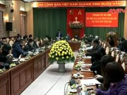 Video An ninh - Bí thư Hà Nội hứa lắng nghe góp ý xây dựng thủ đô