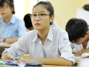 Giáo dục - du học - Thí sinh băn khoăn xét tuyển NV1