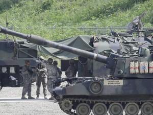 Thế giới - Triều Tiên dọa tấn công phủ đầu cả Mỹ lẫn Hàn Quốc