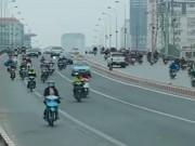 Video An ninh - Từ 1/3, nâng tốc độ xe đường vành đai 3 lên 90km/h